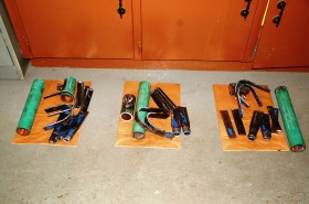 Series of Welder Qualification Tests