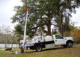 Truck Mounted Drillrig
